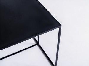 TORGET METAL 50 coffee table - black small 4