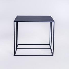 TORGET METAL 50 coffee table - black small 5