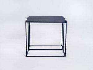 TORGET METAL 50 coffee table - black small 0