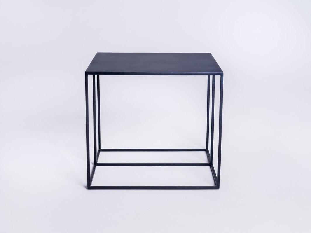 TORGET METAL 50 coffee table - black