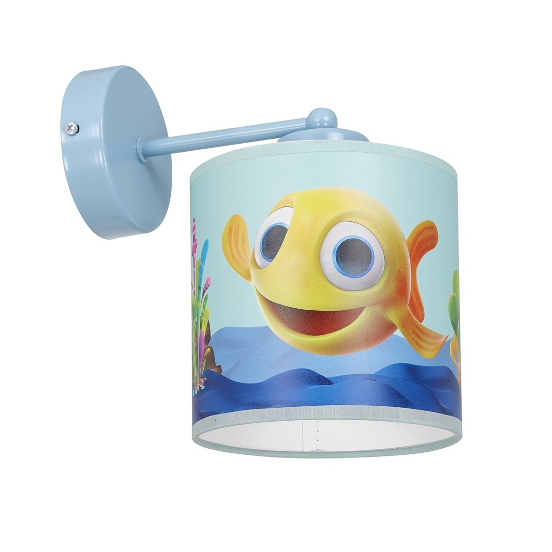 Wall lamp Rybka Mini 1x E27