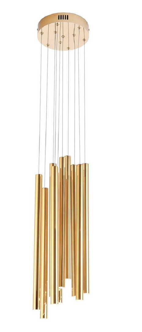 Organic Gold P0265D Hanging lamp medium dimmable Max Light