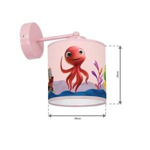 Wall lamp Octopus Lola Mini 1x E27 small 5