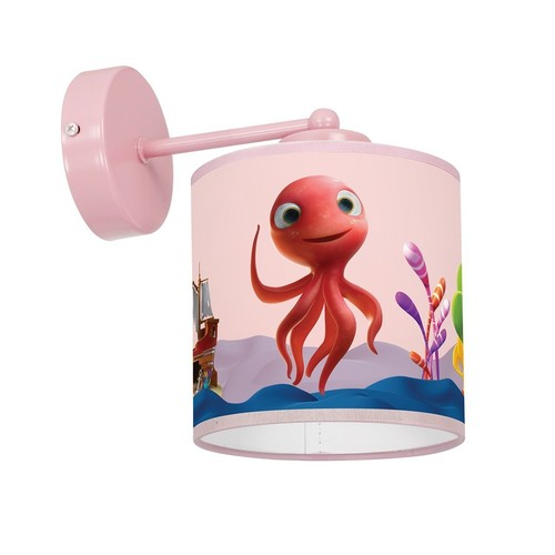 Wall lamp Octopus Lola Mini 1x E27
