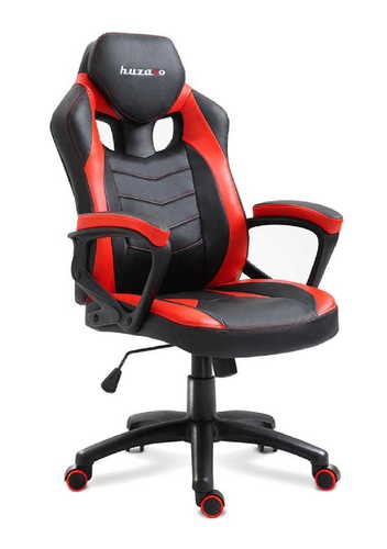 Ultra comfortable HZ-Force 2.5 Red gaming chair