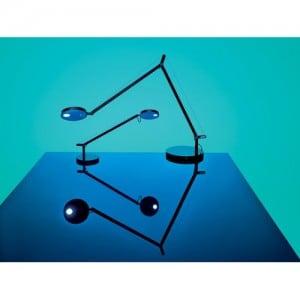 Table lamp Artemide Demetra Micro Table Czarna 2700K small 2