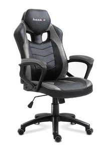 Ultra comfortable HZ-Force 2.5 Gray gaming chair small 0