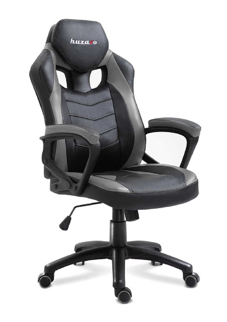 Ultra comfortable HZ-Force 2.5 Gray gaming chair