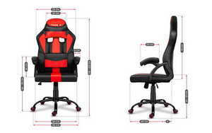 Ultra comfortable HZ-Force 3.0 gaming chair small 3