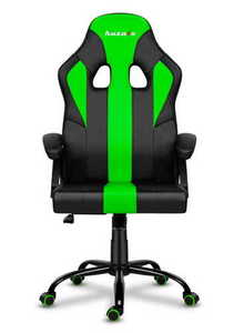 Ultra comfortable HZ-Force 3.0 Green gaming chair small 1