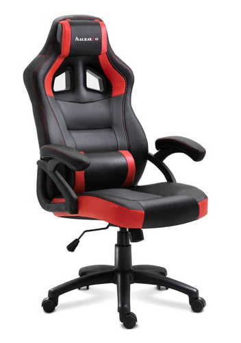 Ultra comfortable gaming chair HZ-Force 4.2 Red