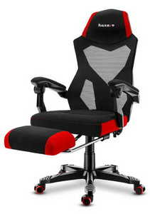 Ultra comfortable gaming chair HZ-Combat 3.0 Red small 2
