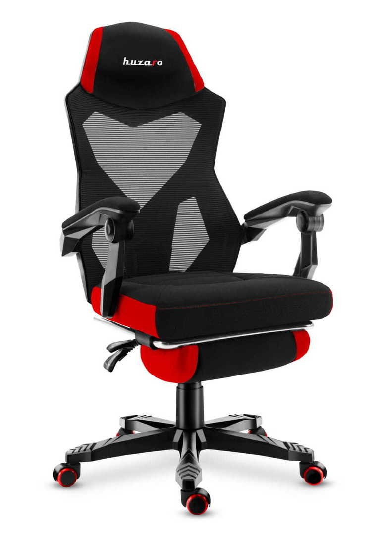 Ultra comfortable gaming chair HZ-Combat 3.0 Red