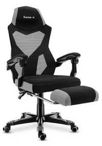 Ultra comfortable HZ-Combat 3.0 Gray gaming chair small 2