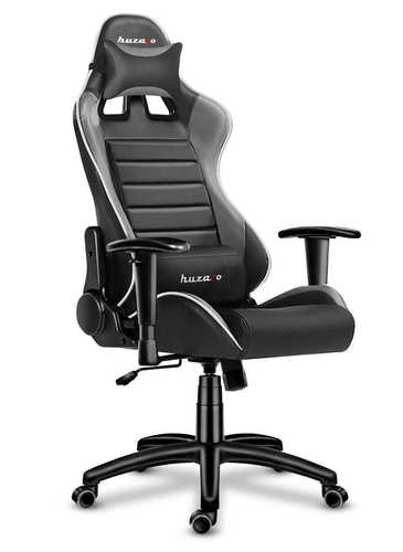 Ultra comfortable HZ-Force 6.0 Gray gaming chair