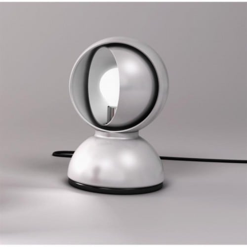 Table lamp Artemide ECLISSE silver