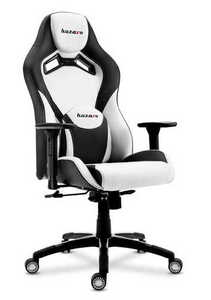 Ultra comfortable gaming chair HZ-Force 7.3 White small 0