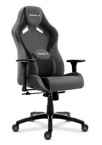 Ultra comfortable gaming chair HZ-Force 7.3 Gray