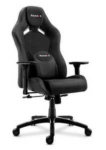 Ultra comfortable gaming chair HZ-Force 7.3 Black small 0