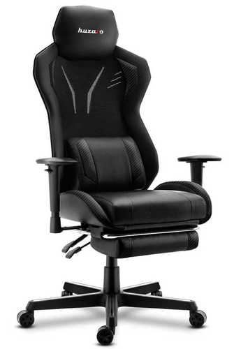 Ultra comfortable HZ-Combat 6.0 Carbon gaming chair