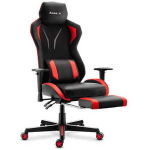 Ultra comfortable HZ-Combat 6.0 Red gaming chair small 2