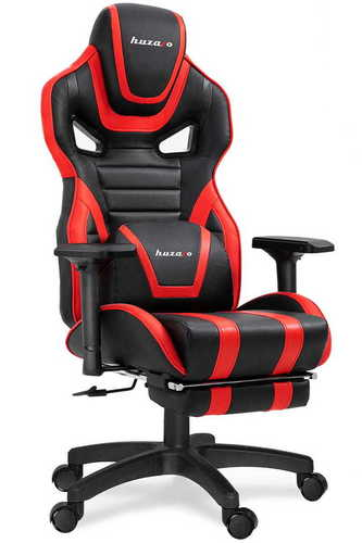 Ultra comfortable gaming chair HZ-Force 7.5 Red