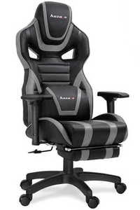 Ultra comfortable gaming chair HZ-Force 7.5 Gray small 0