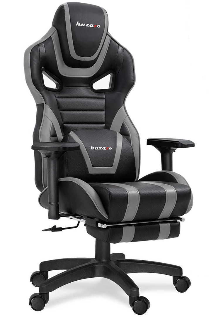 Ultra comfortable gaming chair HZ-Force 7.5 Gray