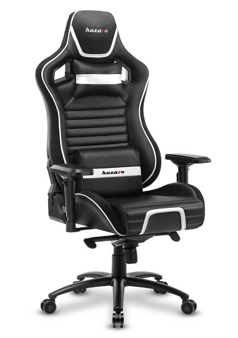 Ultra comfortable gaming chair HZ-Force 8.2 White