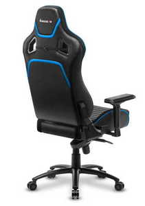 Ultra comfortable gaming chair HZ-Force 8.2 Blue small 1