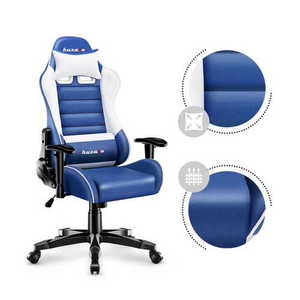 Ultra comfortable HZ-Ranger 6.0 Blue gaming chair small 2