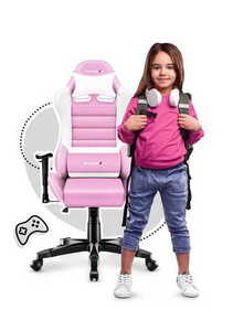 Ultra comfortable HZ-Ranger 6.0 Pink gaming chair small 0