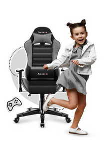 Ultra comfortable HZ-Ranger 6.0 Gray Mesh gaming chair small 0