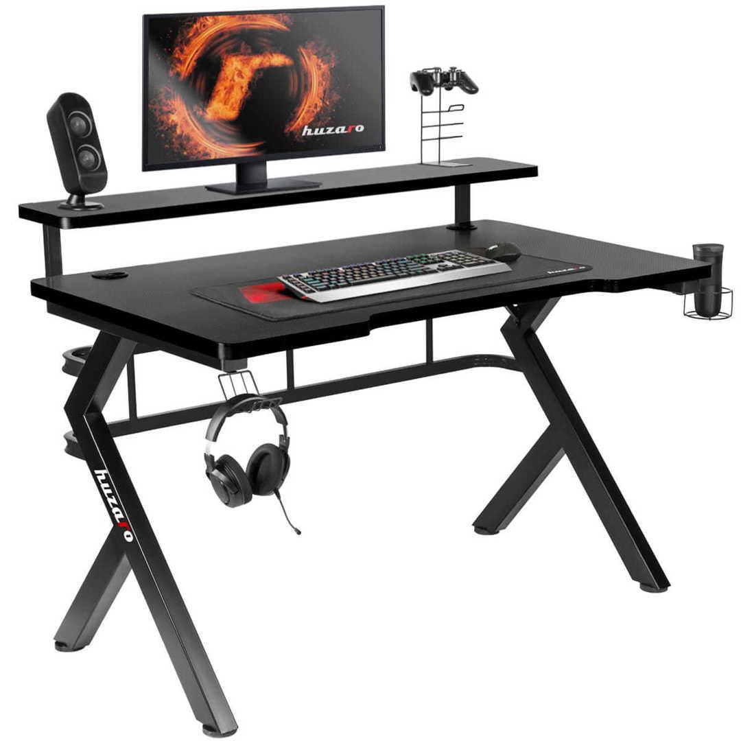 Ultra modern gaming desk HZ-Hero 5.0 Black