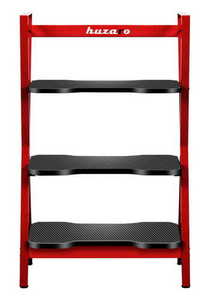 HZ-Iron 3.0 Red gaming rack small 2