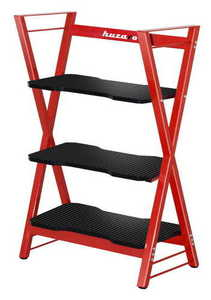 HZ-Iron 3.0 Red gaming rack small 3