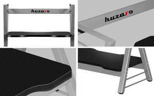 HZ-Iron 3.0 Gray gaming rack small 3