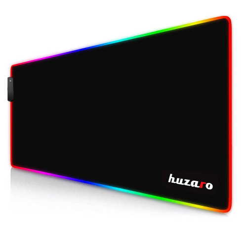 The HZ-Mousepad 1.0 XL RGB mouse pad