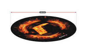 HZ-FloorMat 1.0 gaming mat small 2