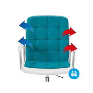 MA-Future 4.0 Turq armchair. Mesh small 2