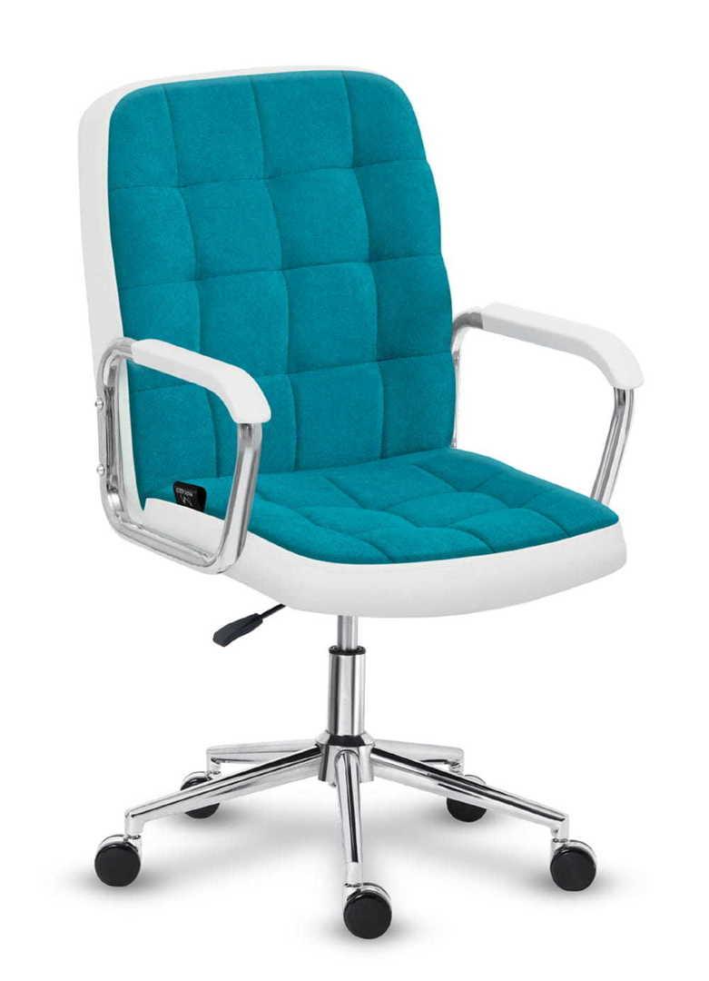 MA-Future 4.0 Turq armchair. Mesh