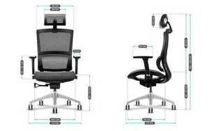 Office chair MA-Expert 6.0 small 3