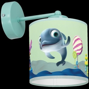 Wall lamp Delfinka Finka Mini 1x E27 small 7