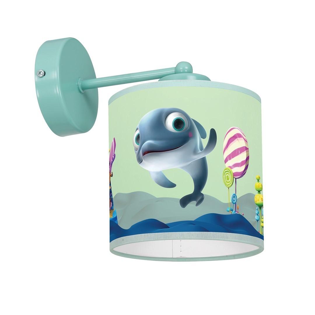 Wall lamp Delfinka Finka Mini 1x E27