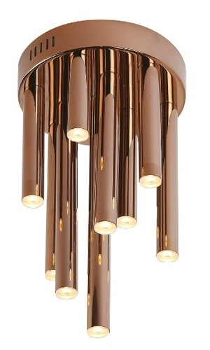 ORGANIC COPPER C0116D SMALL DIMMABLE PLAPHONE Max Light