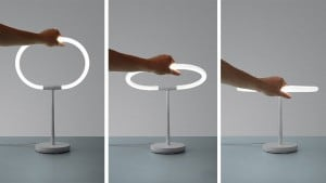 Table lamp Artemide HALO small 2