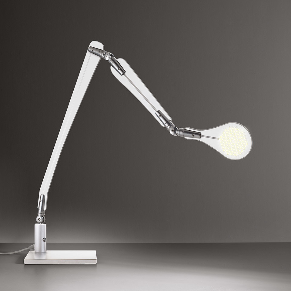 Table lamp Artemide INA white