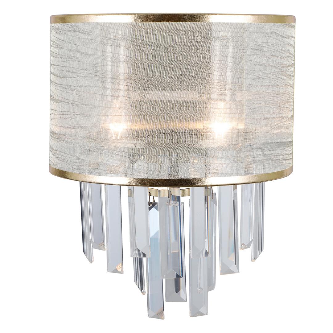 Antique Wall Lamp Torreia E14 2-bulb