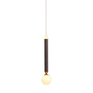Bronze Laon LED Pendant Lamp small 0