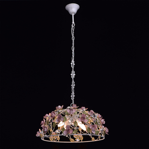 Chandelier Provence Flora 4 White - 421013604 small 1